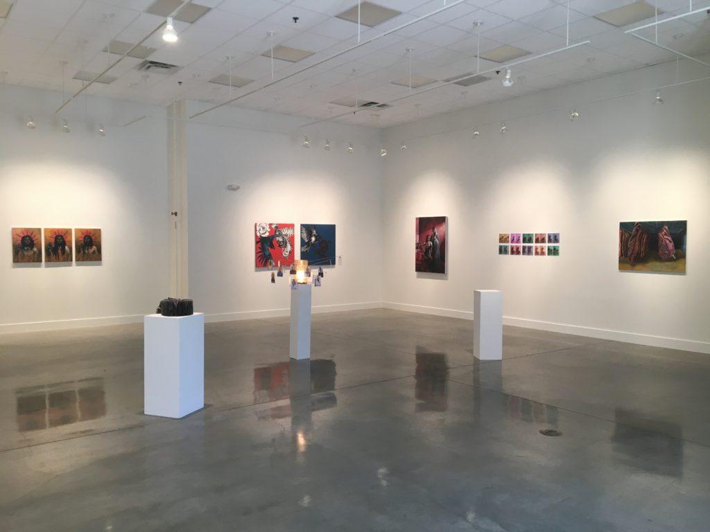 Galleries exhibition 4