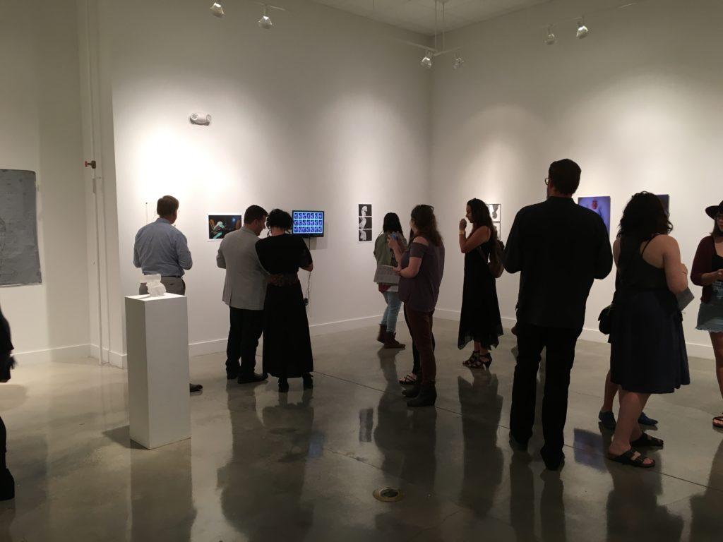 Galleries visitors 2