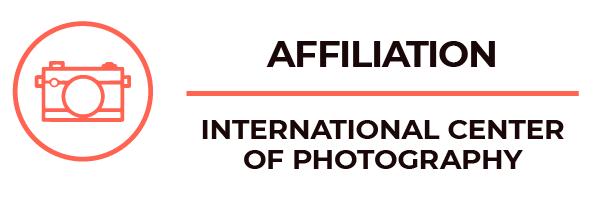 Photography ICP affiliation image