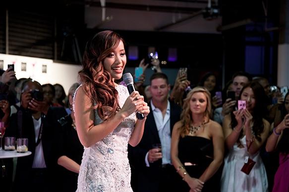 Michelle Phan, alum